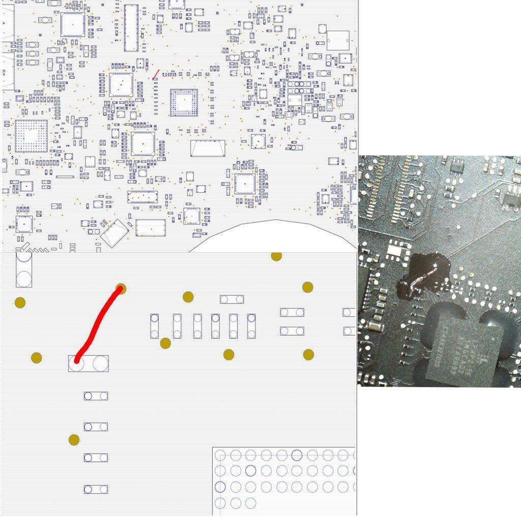 """Macbook Pro 2011 17"""" GPU repair"""