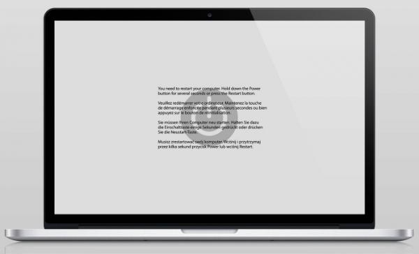 Macbook Pro 2010 Kernen Panic Repair